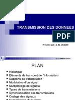 transmission des données IRT 3 EMSI