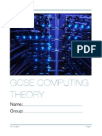 computing theory workbook
