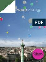 Brochure Jeune Public 14-15