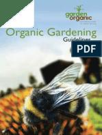 Organic Gardening Guidelines Manual