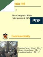 (4-29) EM waves