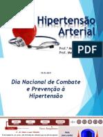 Palestra Hipertensão e Exercício - FACEX