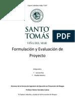 Formulación y Evaluación de Proyecto Expert Solutions Help (2).Docx Lore