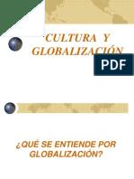 Sesion Uno - Cultura y Globalización