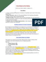 Bugets-Basics & Terminologies-Ankur Sachan