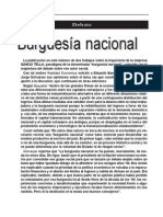 Eduardo Basualdo - Burquesia Nacional