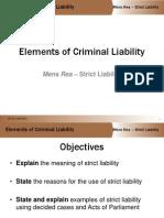 4 strict liability