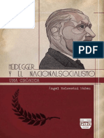 Heidegger y El Nacionalsocialismo - Xolocotzi, Angel