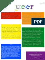 SoQueer - Newsletter Issue 2