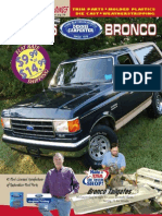 DC 1966-1996 Ford Bronco