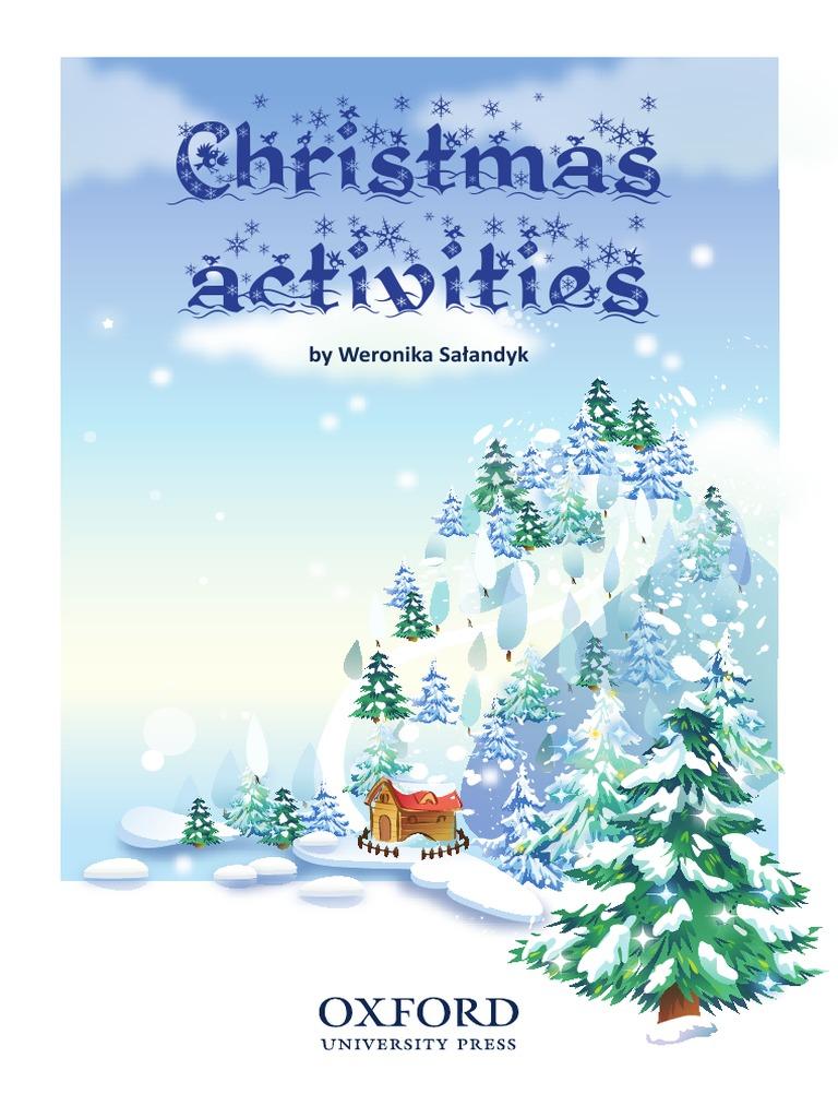 Oxford Xmas Activities | Christmas | Santa Claus