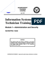 Is Module 01 - Administration