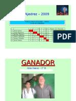 Final Torneo de Ajedrez