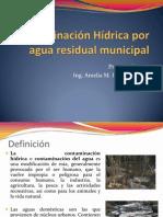 Contaminación Hídrica Por Agua Residual Municipal