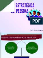 Apresentação Profª Sylvia Vergara