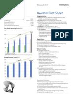 22062 Q4 2013 Fact Sheet