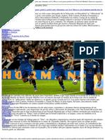 Debut Soñado Para Martino_ Argentina Ganó, Gustó y Goleó Ante Alemania, Sin Lio