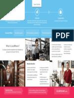 LocalMaven Chamber of Commerce Partnership Program - Brochure