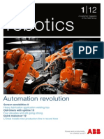 Revista Robotica y Electronica