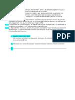 Les Intérêts de La Dette Publique Représentent Le Tiers Du Déficit Budgétaire Du Pays