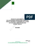2 Resumen Del Proyecto Agf Zona Alta de Aroa