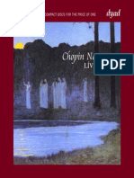 Chopin Nocturnes Livia Rev Hyperion Booklet