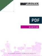 Carpeta Eventos grafica