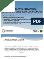 1.- Prospectiva Estratégica - Alejandro Indacochea