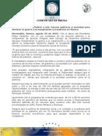03-08-2010 El Gobernador Guillermo Padrés, encabezó la instalación del Consejo Consultivo para el Desarrollo Social de Sonora, que encabezará el secretario de SEDESSON, Javier Neblina Vega. B081008