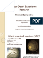 Near-Death Experience Research