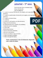Lista de Material 2014 2015