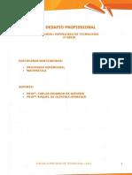 DESAFIO PROFISSIONAL Online 2014 2 Processos Gerenciais e Matematica