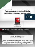 2.- Efectividad Personal - Rodrigo Del Campo