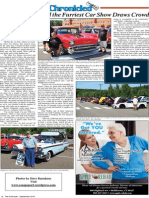 Inaugural Fast and the Furriest Car Show Draws Crowd
