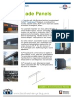 KLP® Facade Panels