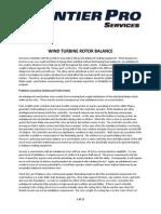 FPS Wind Turbine Rotor Balance Article Publish 1c