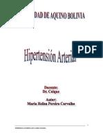 Trabalho de Hipertension Arterial.doc