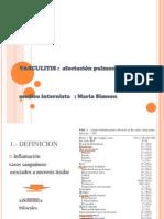 Vasculitis Ppt Presentar Exp