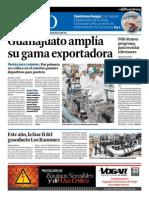 03/09/14 Entrevista realizada por El Financiero