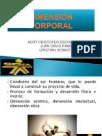 Dimensión Corporal Diapositivas (1)