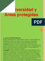 Biodiversidad a Protegidas
