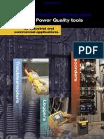 AC Fluke Power Quality Brochure