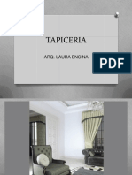 Tapiceria Clase 1 Minimalismo