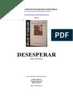 133424905 Pedro Garcia Olivo DESESPERAR PDF