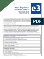 Mcphee e Chapter 03 Pruebas Diagnosticas