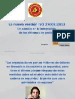 Presentacion Manuel Collazos - 1 27001-2013