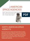 nth  america space agencys