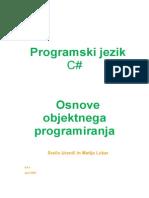 C# ObjektnoSreco