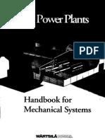 Handbook for Mechanical Systems