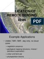 Chapter 9 Application of Remote Sensing